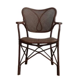 ラタンの椅子_CD522