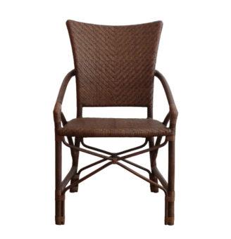 ラタンの椅子_CD560