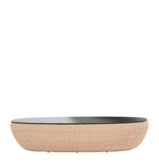 ヤマカワラタン 籐家具 ラタン家具 籐テーブル ラタンテーブル 180