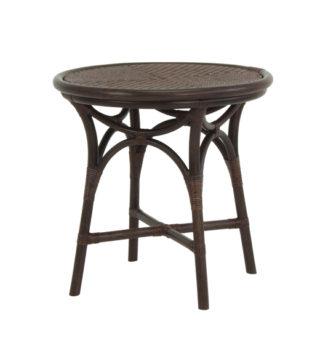 ラタンテーブル